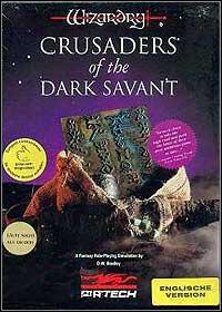 Okładka Wizardry 7: Crusaders of the Dark Savant (PC)