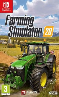 Game Box for Farming Simulator 20 (Switch)