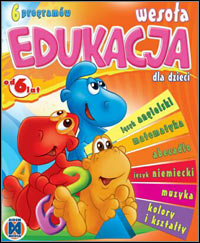 Okładka Funny education 4 kids (PC)