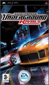 Okładka Need for Speed: Underground Rivals (PSP)