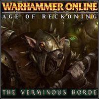 Okładka Warhammer Online: Age of Reckoning - The Verminous Horde (PC)