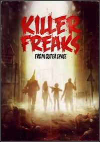 Killer Freaks From Outer Space (WiiU cover