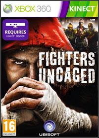 Okładka Fighters Uncaged (X360)