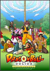 Okładka Dragon Ball Online (PC)