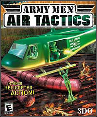 Okładka Army Men: Air Tactics (PC)
