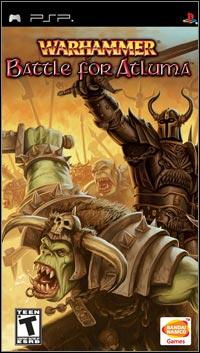 Game Box for Warhammer: Battle for Atluma (PSP)