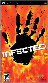 Game Box for Infected (PSP)