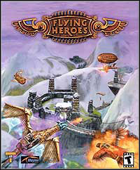 Game Box for Flying Heroes (PC)