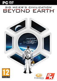 Okładka Sid Meier's Civilization: Beyond Earth (PC)