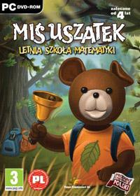 Okładka Mis Uszatek: Letnia szkola matematyki (PC)