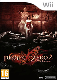 Game Box for Project Zero 2: Wii Edition (Wii)