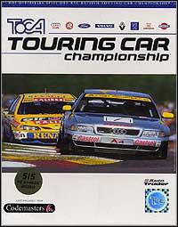 Okładka TOCA Touring Car Championship (PC)