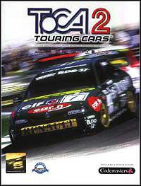 Okładka TOCA 2 Touring Cars (PC)