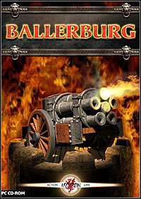 Okładka Ballerburg (PC)
