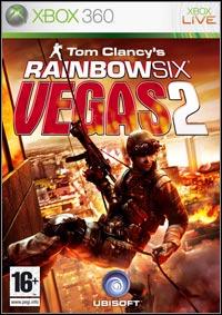 Game Tom Clancy's Rainbow Six Vegas 2 (PC) cover