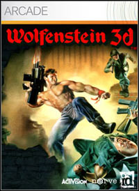 Game Wolfenstein 3D (PC) cover