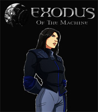 Game Box for Exodus Of The Machine (PC)