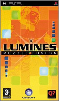 Okładka Lumines (PSP)