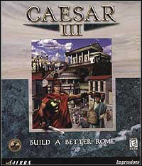 Game Box for Caesar III (PC)