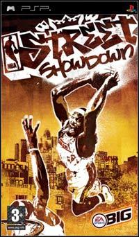 Okładka NBA Street Showdown (PSP)