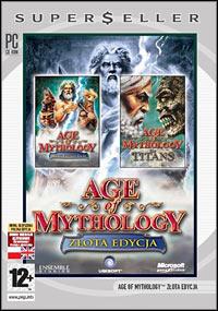 Okładka Age of Mythology: Gold Edition (PC)