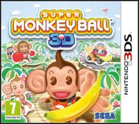 Okładka Super Monkey Ball 3D (3DS)