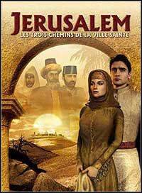 Game Box for Jerusalem: The Holy City (PC)