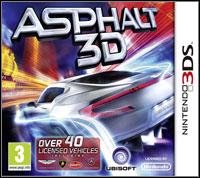 Game Box for Asphalt 3D (3DS)