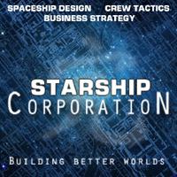 Okładka Starship Corporation (PC)