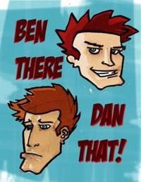 Okładka Ben There, Dan That! (PC)