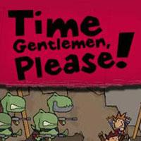 Okładka Time Gentlemen, Please! (PC)