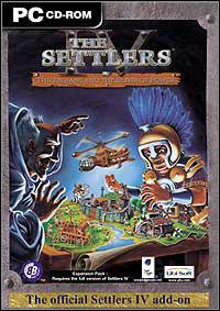 Okładka The Settlers IV: The Trojans and the Elixir of Power (PC)