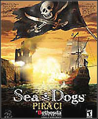 Game Box for Sea Dogs (PC)
