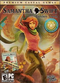 Okładka Samantha Swift and the Golden Touch (PC)
