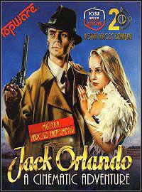 Okładka Jack Orlando A Cinematic Adventure (PC)