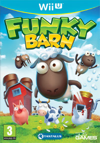 Game Box for Funky Barn (WiiU)
