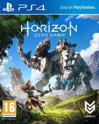 Okładka Horizon Zero Dawn (PS4)