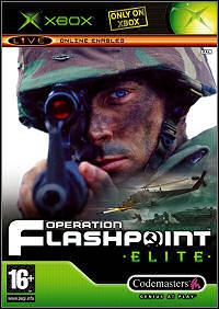 Okładka Operation Flashpoint: Elite (XBOX)