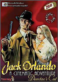 Okładka Jack Orlando A Cinematic Adventure: Director's Cut (PC)