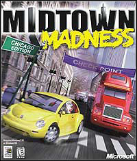 Okładka Midtown Madness (PC)