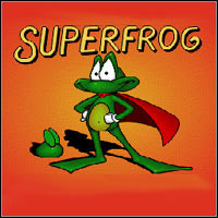 Okładka Superfrog (PC)