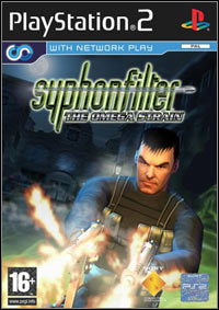 Okładka Syphon Filter: The Omega Strain (PS2)