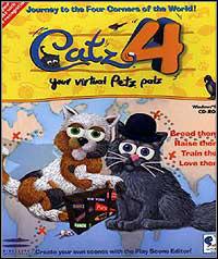 Okładka Catz 4 (PC)