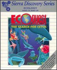 Okładka EcoQuest: The Search for Cetus (PC)