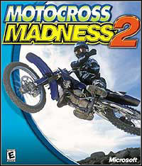 Okładka Motocross Madness 2 (PC)