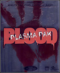 Game Box for Blood Plasma Pak (PC)