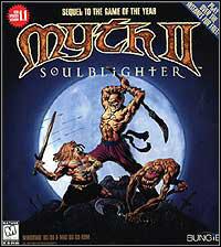 Okładka Myth II: Soulblighter (PC)