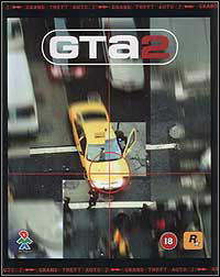 Game Box for Grand Theft Auto 2 (PC)