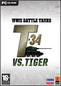 ☆ wwii battle tanks t34 vs tiger gameplay (pc) youtube.