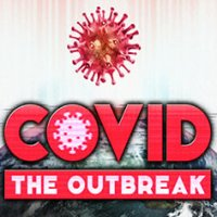 Game Box for COVID: The Outbreak (PC)